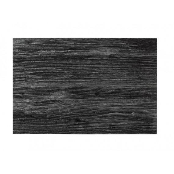 LEONE WOOD LEGNO NERO TOVAGLIETTA PLASTIFICATA CM.30X45 PZ.12 T2214.Z12 -1-