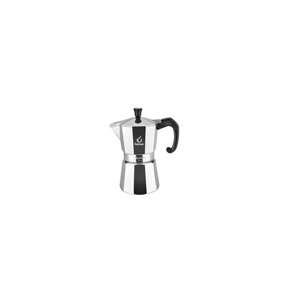 NEW MISS MOKA PRESTIGE CAFFETTIERA ALLUMINIO 6 TAZZE -1-