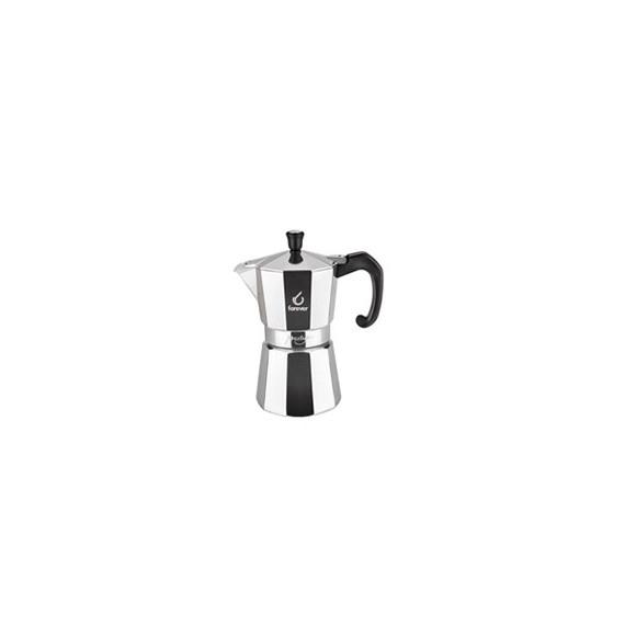 NEW MISS MOKA PRESTIGE CAFFETTIERA ALLUMINIO 12 TAZZE -1-