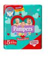 PAMPERS BABY DRY PANNOLINI MISURA 5 JUNIOR 12-18KG 14PZ.