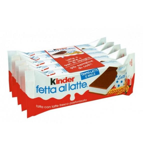 KINDER FETTA AL LATTE 5X28 GR