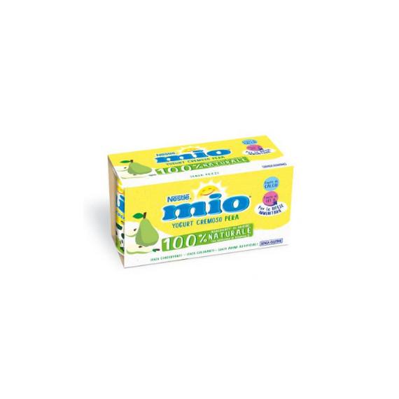 NESTLE MIO YOGURT CREMOSO PERA 2X125 GR