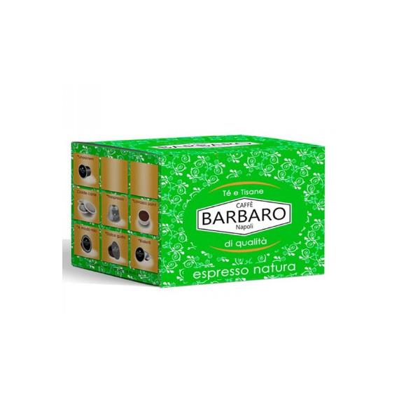 BARBARO CAFFE CIALDE ORZO PZ.20