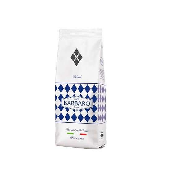 BARBARO CAFFE' IN GRANI NERO KG.1
