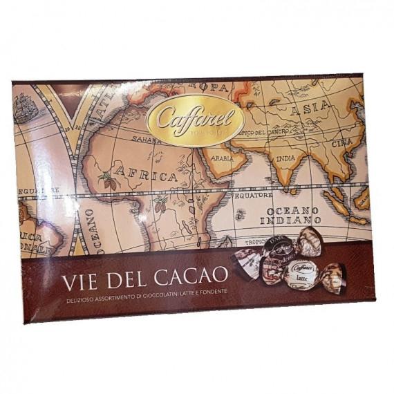 CAFFAREL CIOCCOLATINI SCATOLA VIE DEL CACAO GR.160