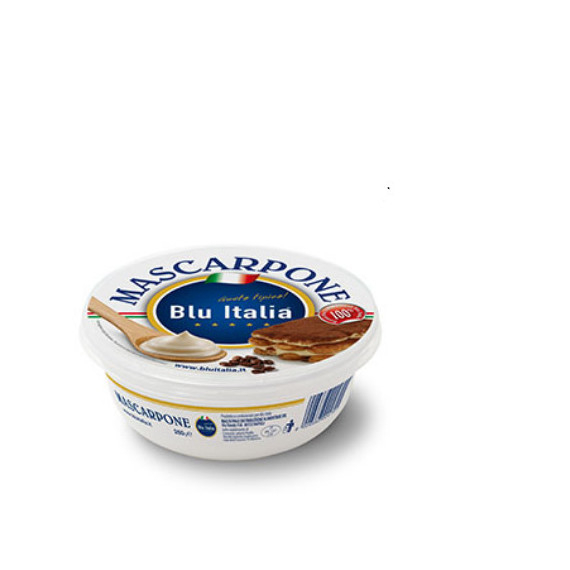BLU ITALIA MASCARPONE 100% ITALIANO GR.250