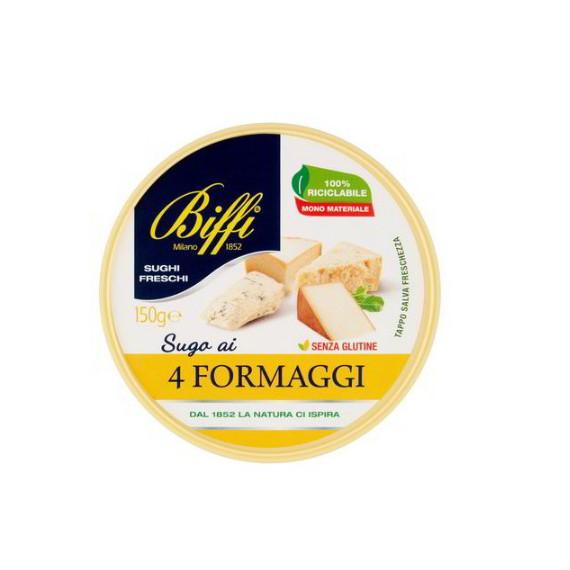 BIFFI SUGO AI 4 FORMAGGI GR.150