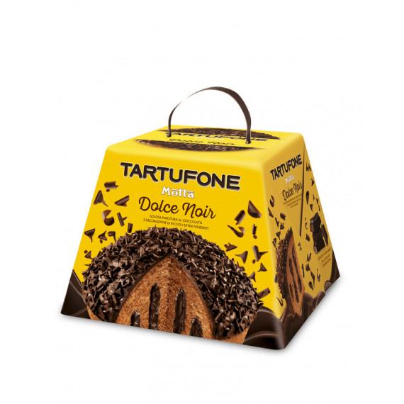 MOTTA TARTUFONE PANETTONE DOLCE NOIR ASTUCCIO GR.650