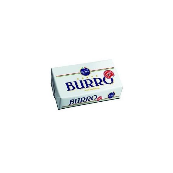 BLU ITALIA BURRO 100% ITALIANO GR.250