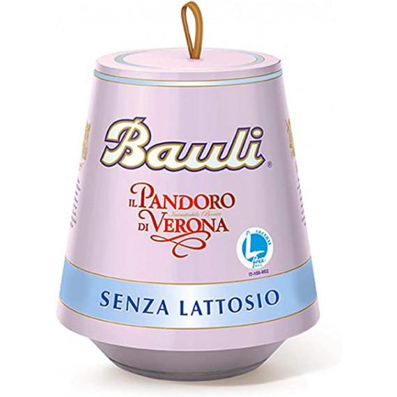 BAULI PANDORO DI VERONA SENZA LATTOSIO GR.750