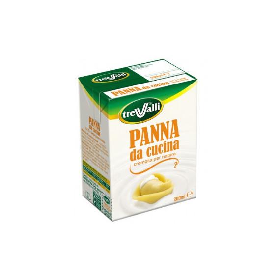 TRE VALLI PANNA DA CUCINA UHT ML.200