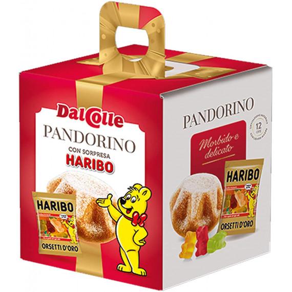 PANDORINO CON GADGET HARIBO GR.62 DAL COLLE