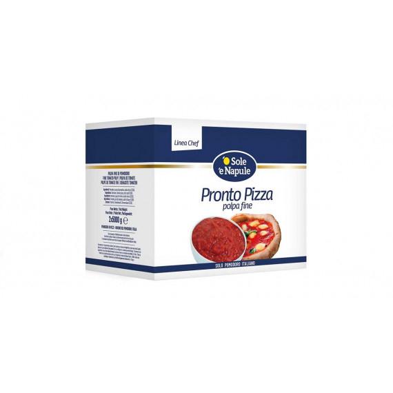 POLPA PIZZA BAG IN BOX LINEA CHEF 2X KG.5 O SOLE E NAPULE
