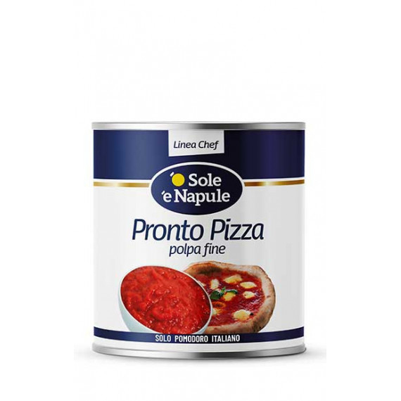 POLPA PER PIZZA KG.2,5 O SOLE E NAPULE