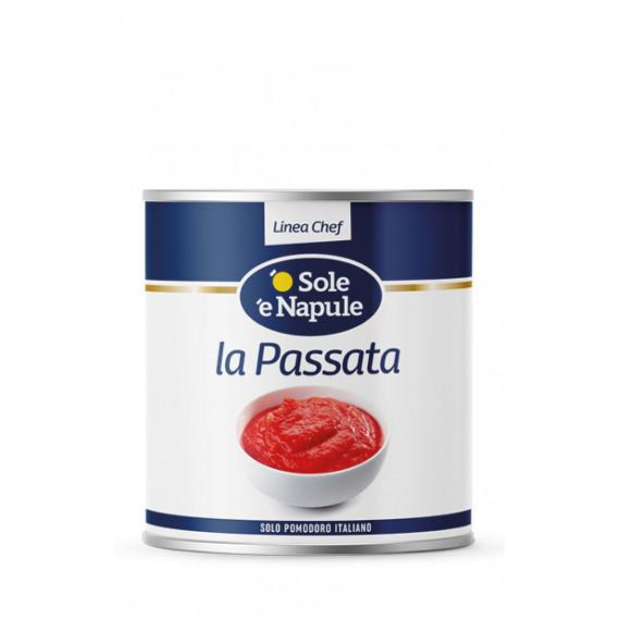 PASSATA DI POMODORO KG.2,5 O SOLE NAPULE