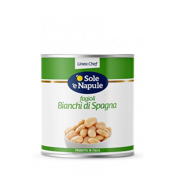 FAGIOLI B/SPAGNA KG.2,5 O SOLE E NAPULE