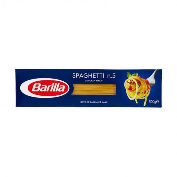 BARILLA SPAGHETTI N.5 GR.500