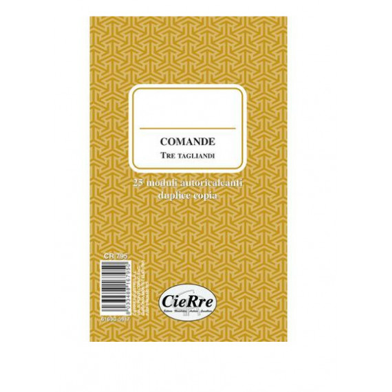 BLOCCO COMANDE TRIPLICE COPIA 25 MODULI CR802