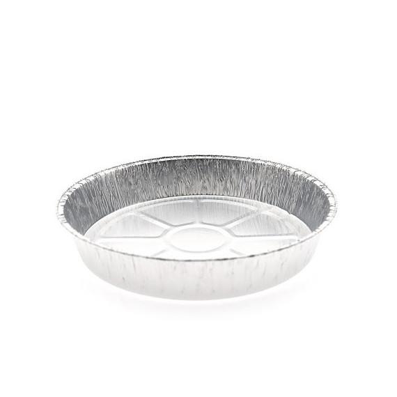 ALUPACK VASCHETTE ALL. TORTA GRANDE DIAM. 27 PZ.100 C02G