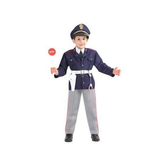COSTUME PEGASUS POLICE TG.3 ANNI H.78