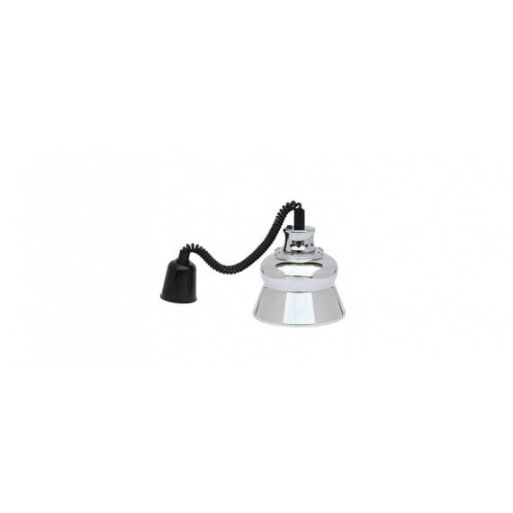 HORECATECH LAMPADA SCALDA BUFFET ELITE CROMATA -1-