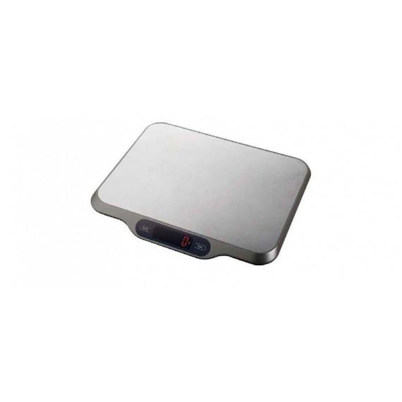 EVA BILANCIA CUCINA INOX DIGITALE 15KG/1GR. 033469