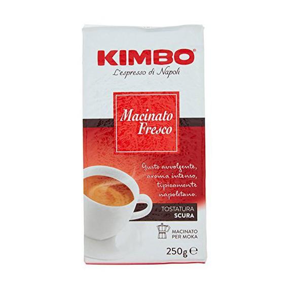 KIMBO CAFFE MACINATO FRESCO GR.250