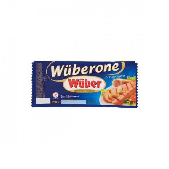 WUBERONE WRUSTEL DI PURO SUINO GR.250