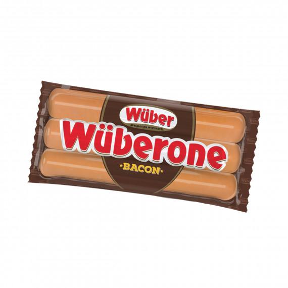WUBERONE CLASSICO CON BACON GR.250