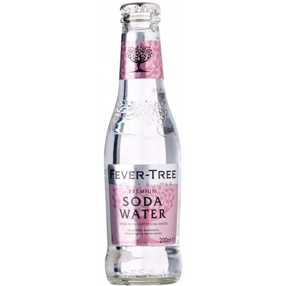 FEVER-TREE PREMIUM SODA WATER CL.20