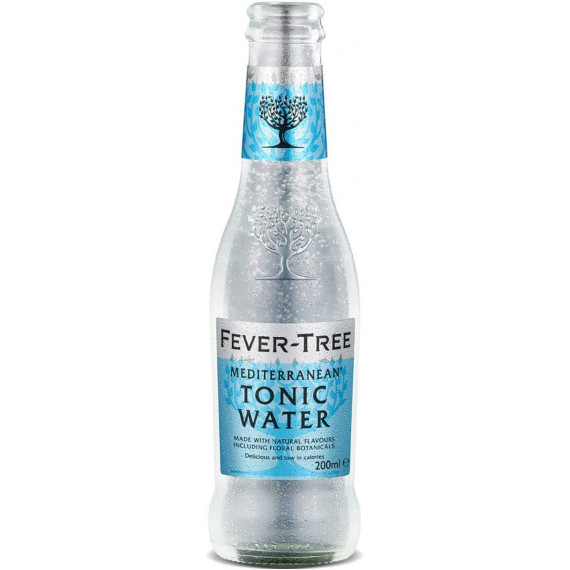 FEVER-TREE MEDITERRANEAN TONIC WATER CL.20