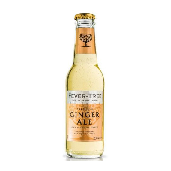 FEVER-TREE GINGER ALE CL.20