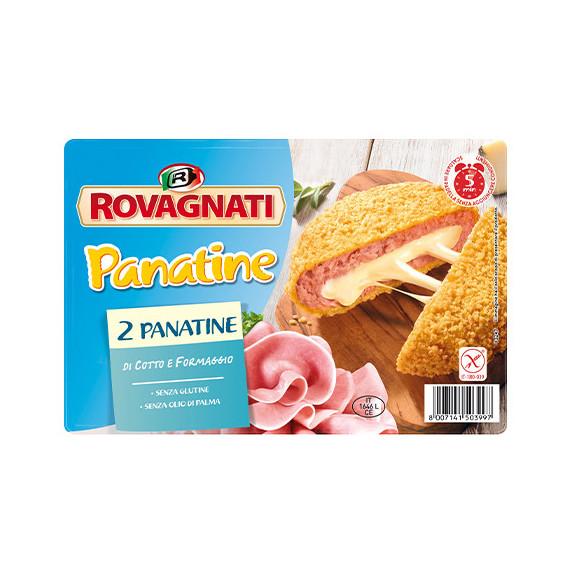 ROVAGNATI PANATINE COTTO E FORMAGGIO GR.175