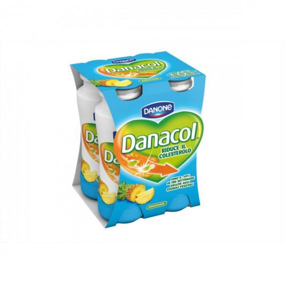 DANACOL ANANAS 4X100GR