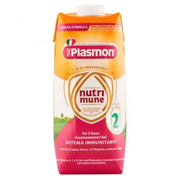 PLASMON LATTE NUTRI MUNE STAGE 2 ML.500