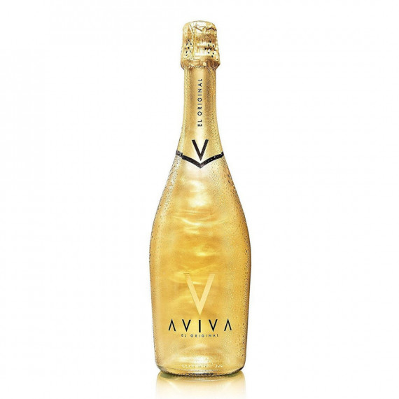 AVIVA SPUMANTE GOLD CL.75