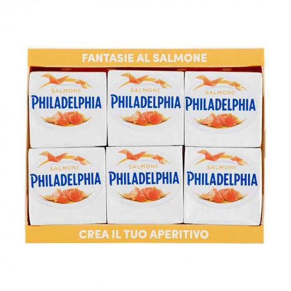 PHILADELPHIA FANTASIE AL SALMONE 6X25 GR.