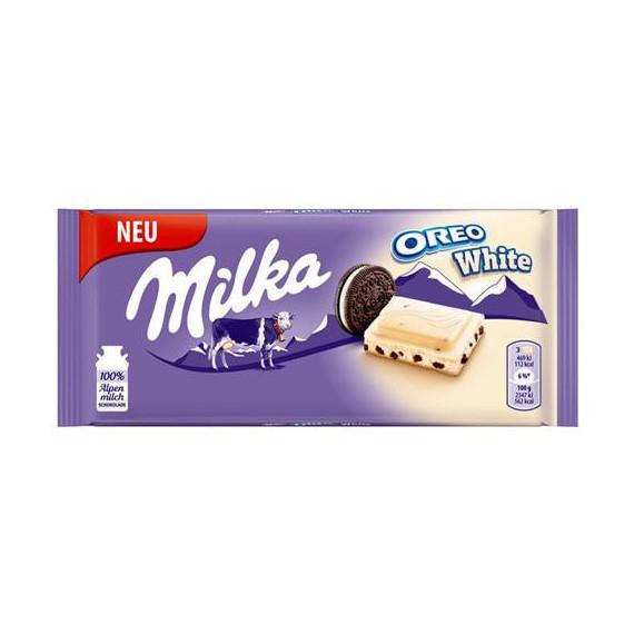MILKA OREO WHITE GR.100