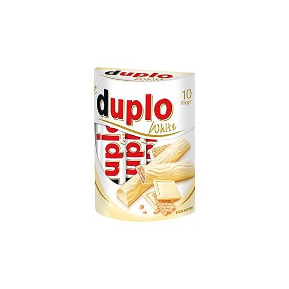 DUPLO WHITE PEZZI 10