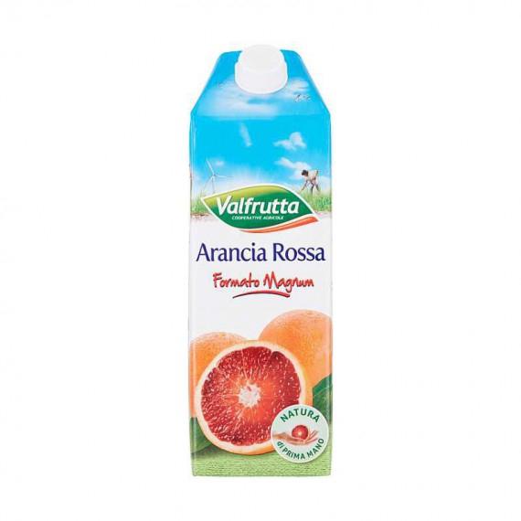VALFRUTTA SUCCHI FRUTTA ARANCIA ROSSA LT.1,5