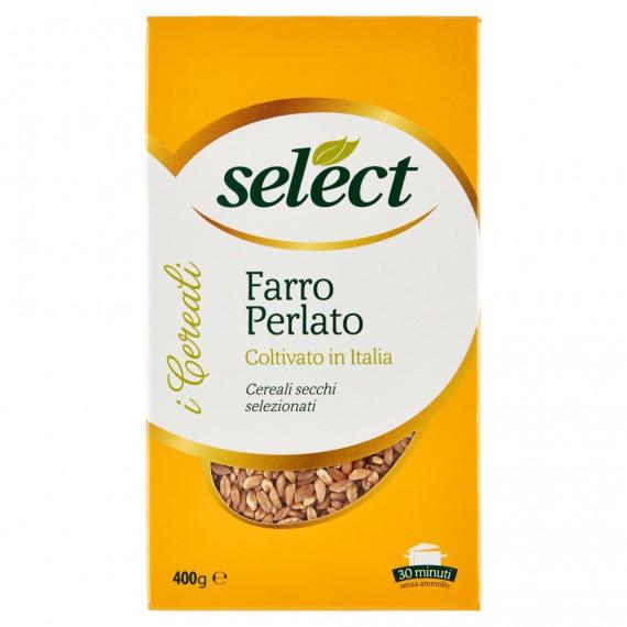 SELECT I CEREALI FARRO PERLATO GR.400