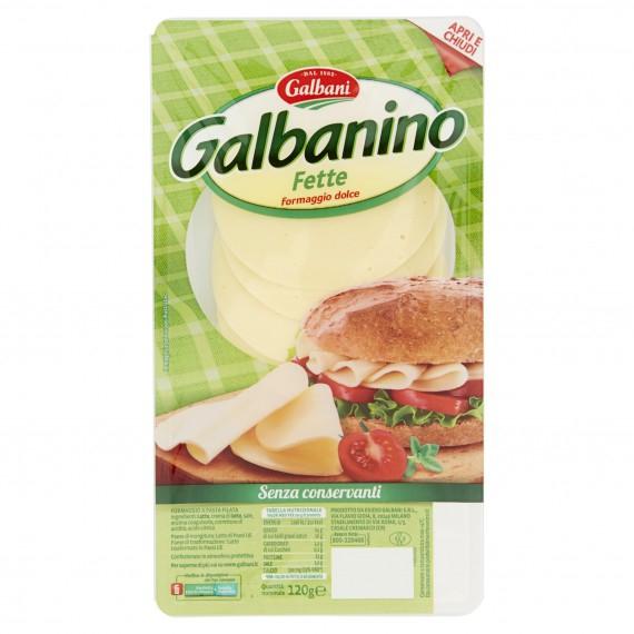 GALBANI GALBANINO A FETTE GR.120