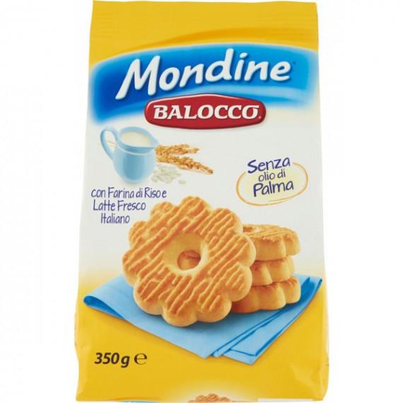 BALOCCO BISCOTTI MONDINE GR.350