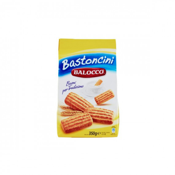 BALOCCO BISCOTTI BASTONCINI GR.350