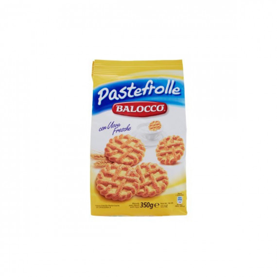 BALOCCO BISCOTTI PASTEFROLLE GR.350