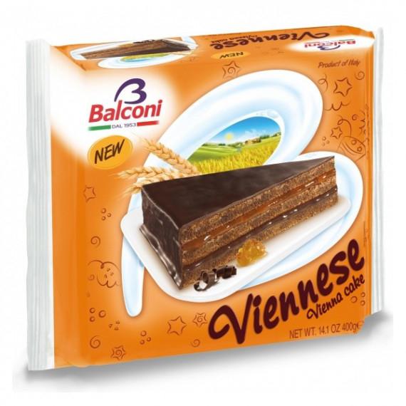 BALCONI TORTA VIENNESE GR.400