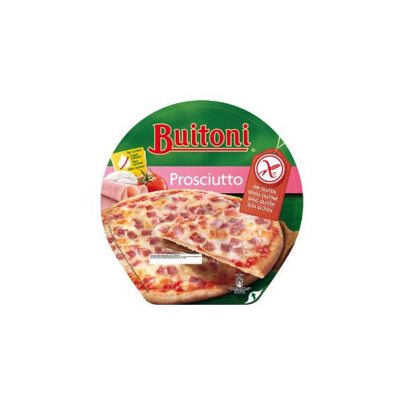BUITONI PIZZA PROSCIUTTO SENZA GLUTINE/LATTOSIO GR.365