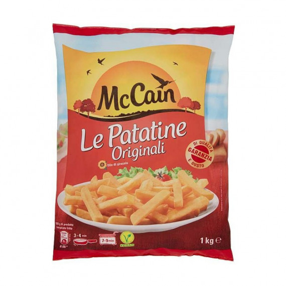 MC CAIN LE PATATE ORIGINALI KG.1