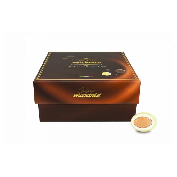 MAXTRIS PRALINE MANDORLE E CIOCCOLATO BIANCO BOX DA KG.3