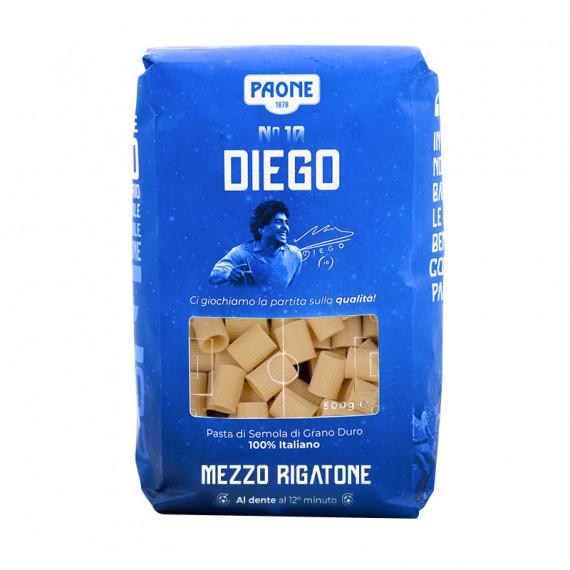 PASTA DIEGO ARMANDO MARADONA MEZZO RIGATONE GR.500
